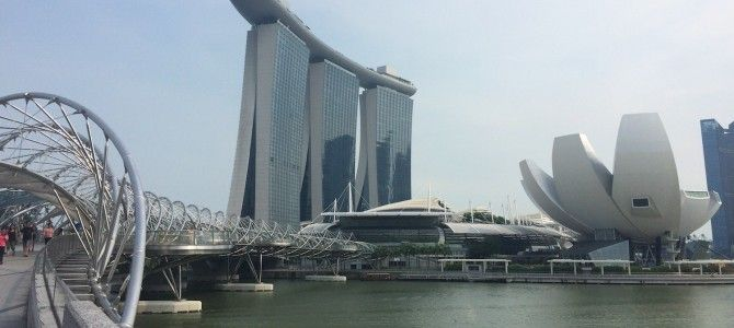 Backpacken in Singapore: bestaat dat wel?