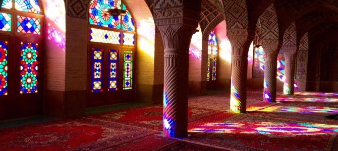 7 must-see's in Iran