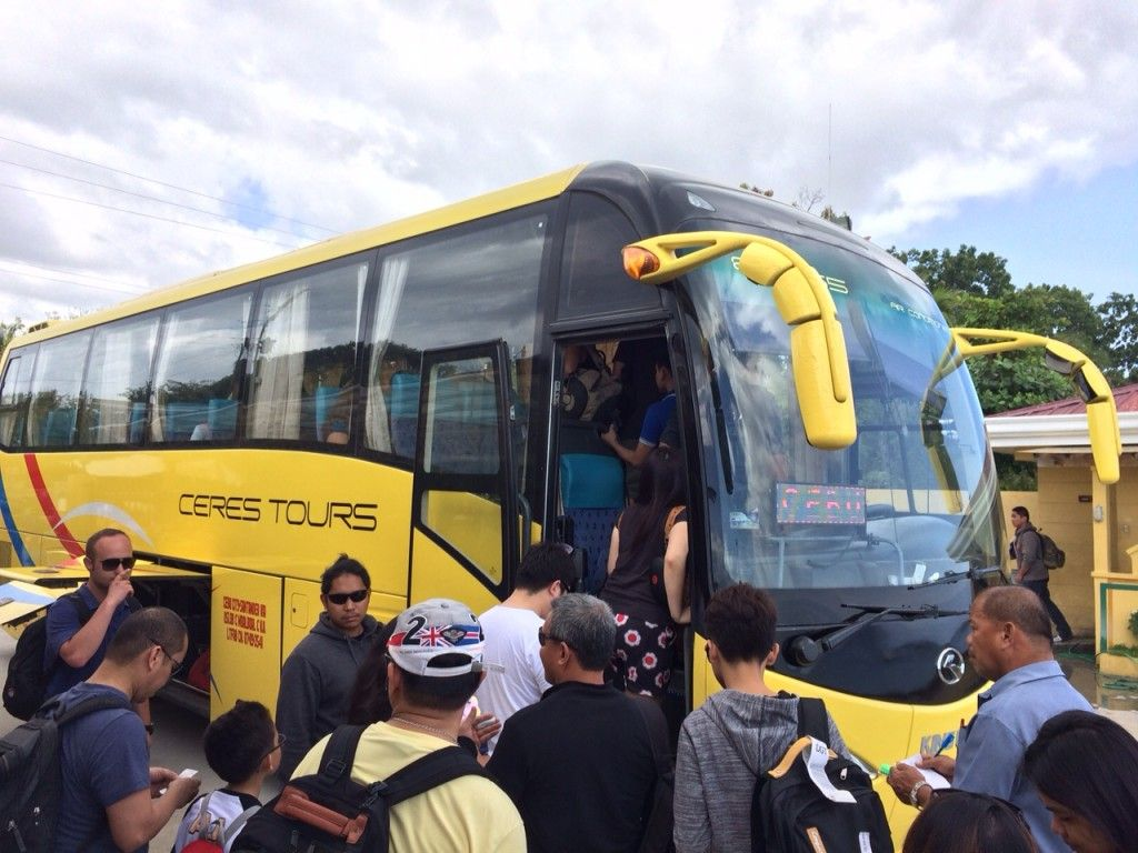 Bus Liloan naar Cebu City