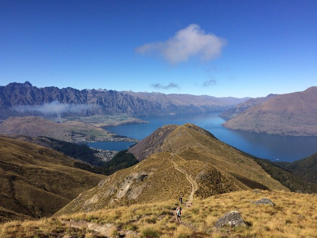 Ben Lomond Saddle in Queenstown