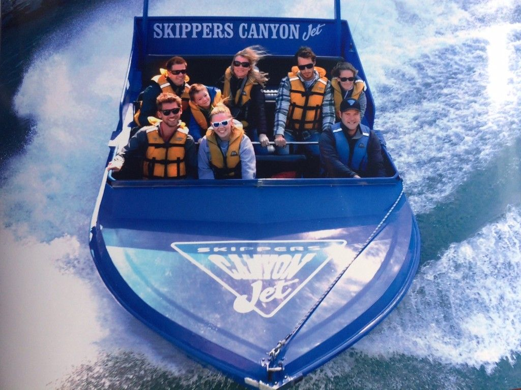 Skippers Canyon Jet Queenstown