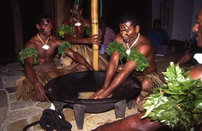 Kava night