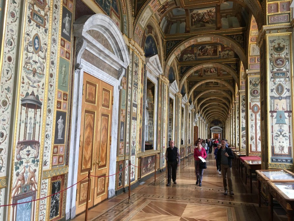 The Raphael Loggias Hermitage